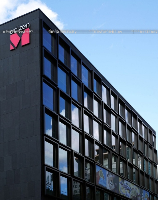 Гостиница citizenM Glasgow